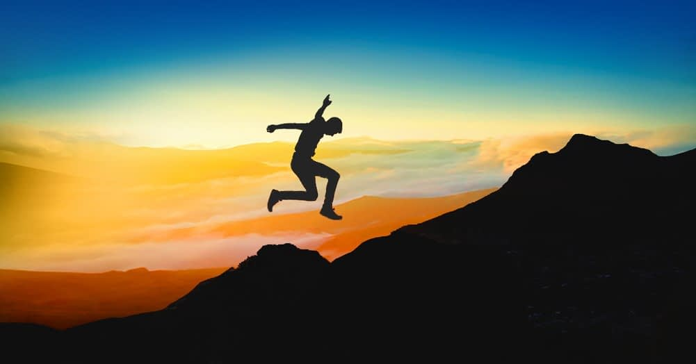 Nada Hogan Blog Take the Leap