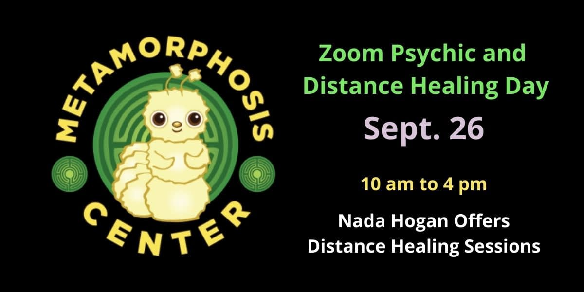 Zoom Psychic and Distance Healing Day