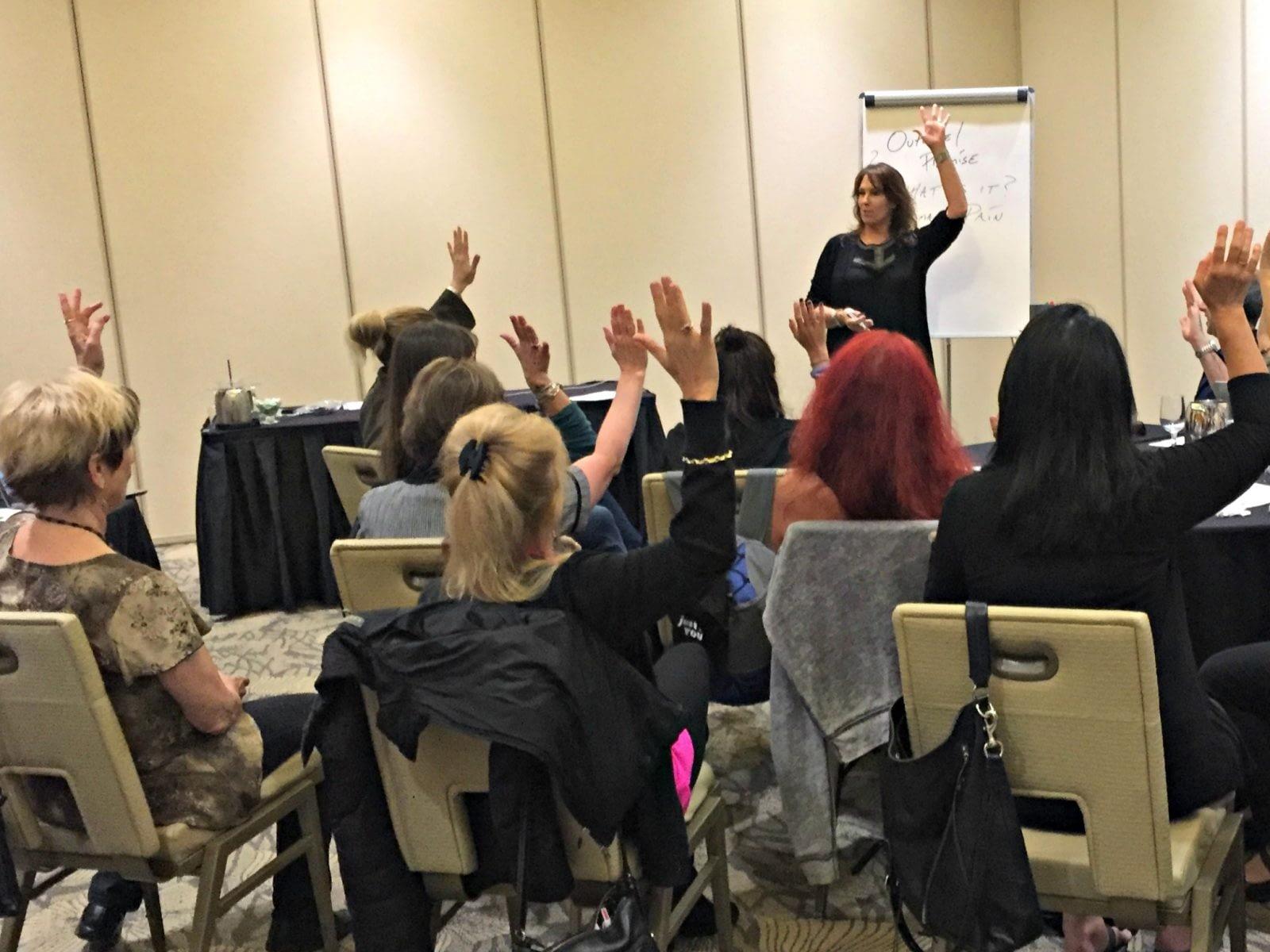 Nada Hogan Speaking & Group Services
