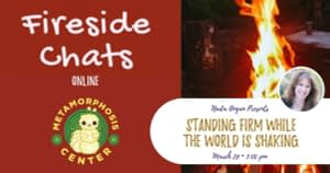 Fireside Chat: Standing Firm While the World is Shaking