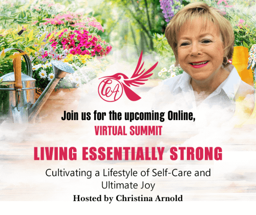 Christina Arnold Living Essentially Strong Summit