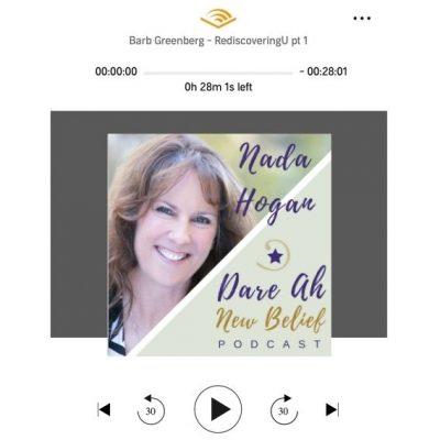 Barb Greenberg: Rediscovering U - Part 1