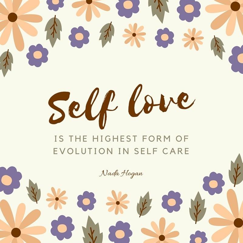 Focus on Self-Love