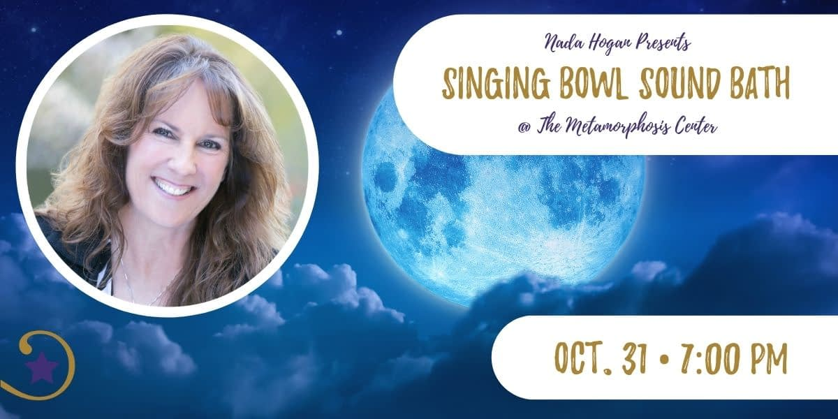 Blue Moon Crystal Singing Bowl Sound Bath Oct. 31