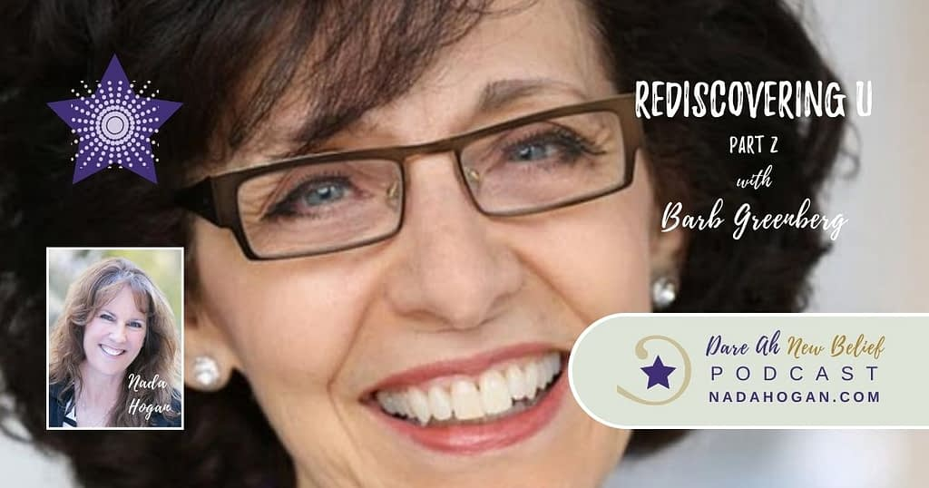 Barb Greenberg: Rediscovering U - Part 2