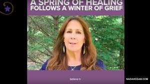 A Spring of Healing Follows A Winter of Grief